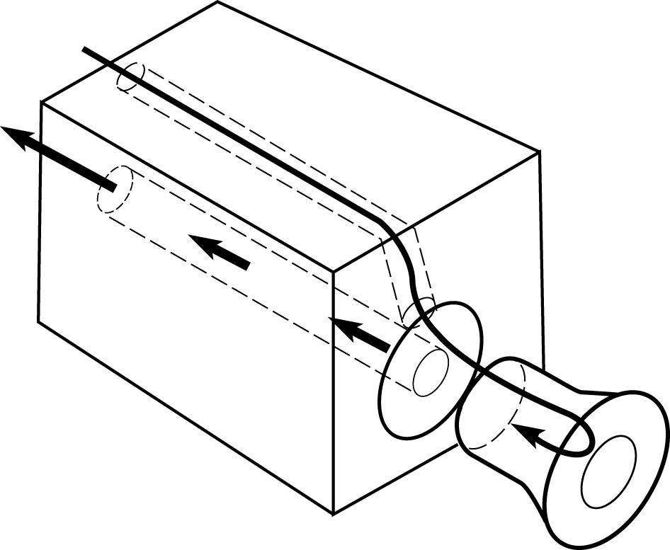 Dgm ZDS Qube Standard Part 8436